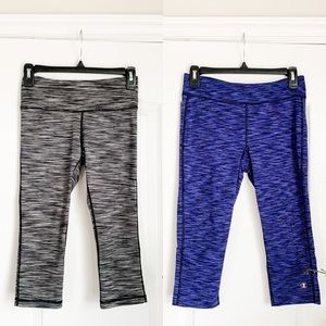 Bundle of 2 Work out Pants / Leggings